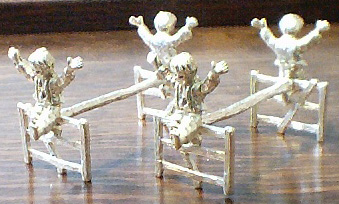 Boys at Play - Knife Rests
