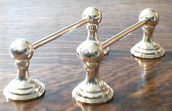 Balls on Stand - Knife Rests