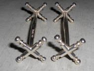 4 ball flat crosses - View large image and details.