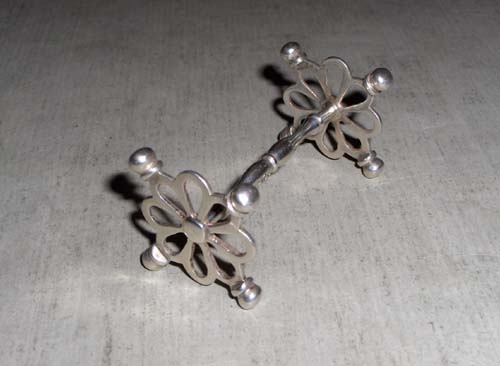 1813-14 Solid Silver - Knife Rests