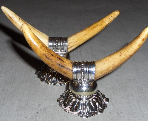 Large Antler Carvers - Knife Rests
