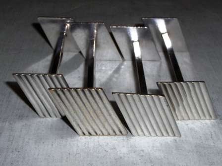 Art Deco Angles - Knife Rests
